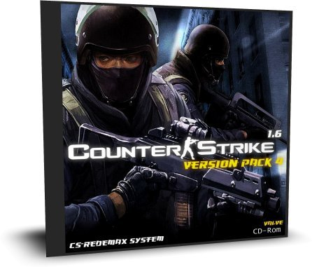 Counter-Strike v.1.6 Version Pack 4 (2010/RUS/Repack)