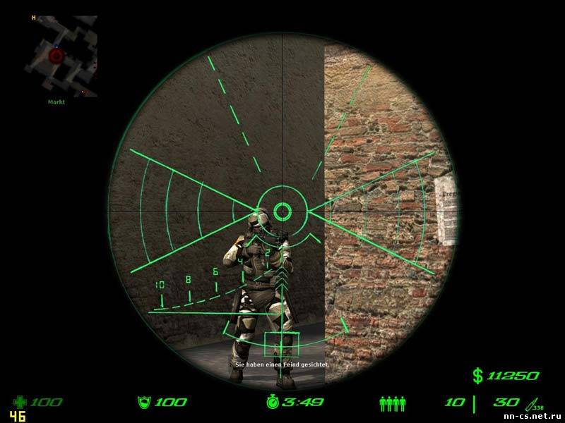 Advanced scope