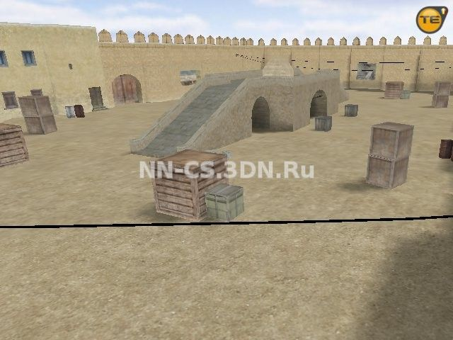 Карта «css_india» для Counter-Strike 1.6