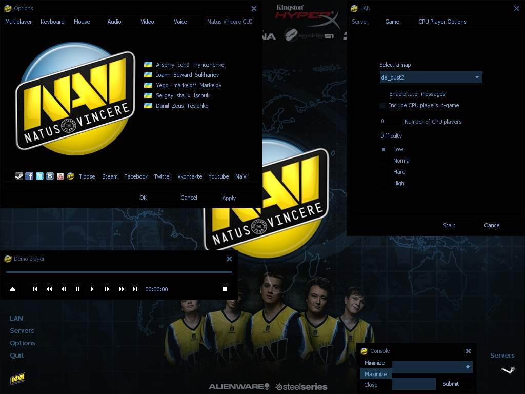 NA'VI GUI 2015 для Counter-Strike 1.6