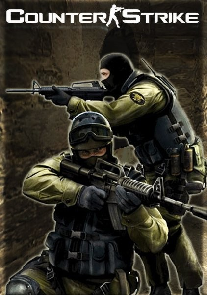 Counter-Strike 1.6 Dnet v10.2 (2016/ENG/RUS)