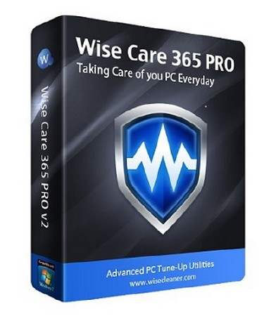Wise Care 365 Pro 4.41 Build 419 RePack by Diakov