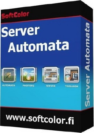 SoftColor Automata Server 10.6.0.0 Portable