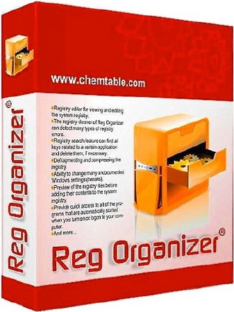 Reg Organizer 7.60 Final RePack/Portable by Diakov