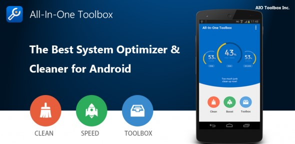 All-In-One Toolbox (Cleaner) Pro v8.0.0 Final + Plugins [Rus/Android]