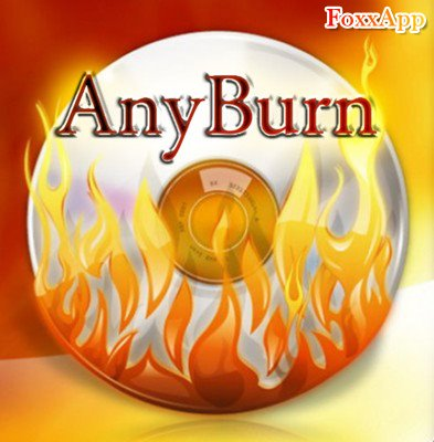 AnyBurn Portable 3.7 32-64 bit FoxxApp