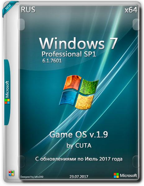 сборка windows 7 professional торрент