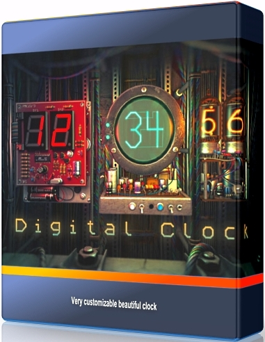 Digital Clock 4.7.0.1220 Stable + Portable