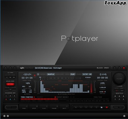 Daum PotPlayer Portable 1.7.9135 FoxxApp