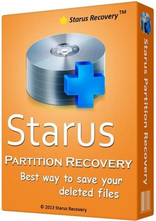 Starus Partition Recovery 2.8 Ml/Rus