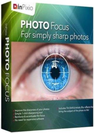 InPixio Photo Focus 3.7.6646 (ML/RUS/2018) Portable