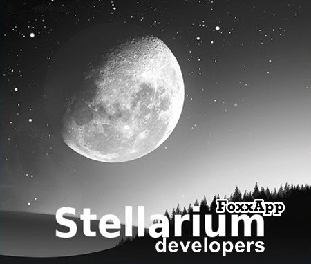 Stellarium Planetarium Developers Portable 0.90.0.15914 32-64 bit FoxxApp