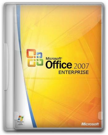 Microsoft Office 2007 Enterprise SP3 12.0.6785.5000 RePack by D!akov