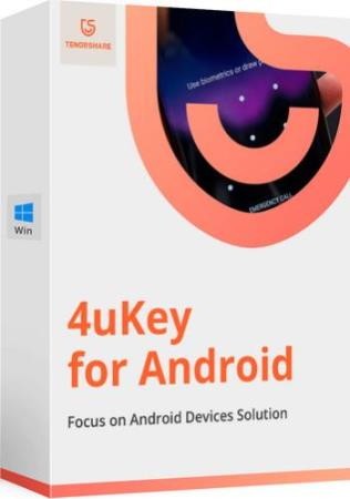 Tenorshare 4uKey for Android 2.0.0.19