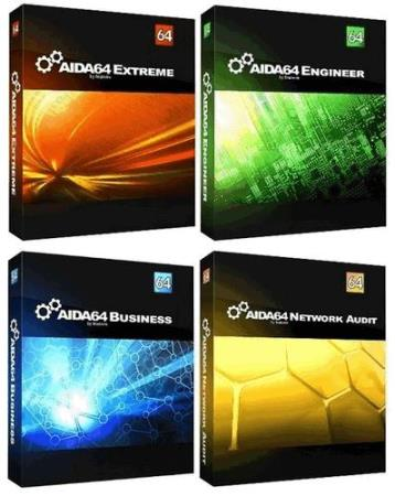 AIDA64 Extreme / Engineer / Business Edition / Network Audit 6.10.5200 RePack/Portable by Diakov