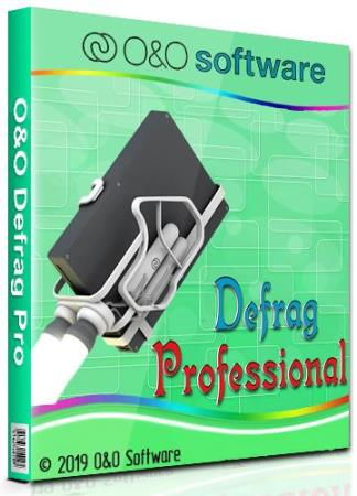 O&O Defrag Professional 23.0 Build 3094 RePack by Diakov
