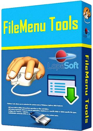 FileMenu Tools 7.7.0.0 RePack/Portable by Diakov
