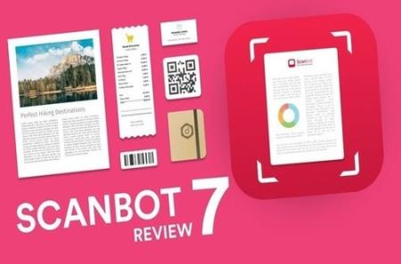 Scanbot PDF Document Scanner Pro 7.5.19.266 [Android]