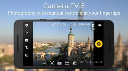 Camera FV-5 v5.0.2 [Android]