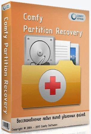 Comfy Partition Recovery 3.1