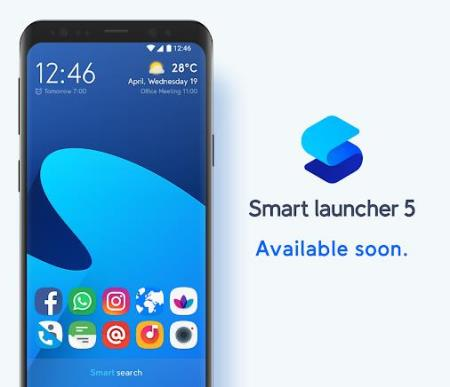 Smart Launcher 5 Pro 5.5 Build 022 [Android]
