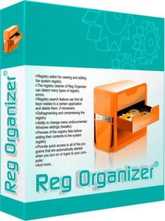 Reg Organizer 8.55 Final RePack/Portable by elchupacabra