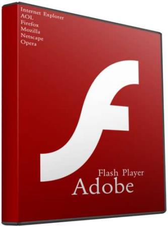Adobe Flash Player 32.0.0.445 Final RePack by D!akov