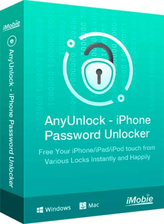 AnyUnlock - iPhone Password Unlocker 1.3.0