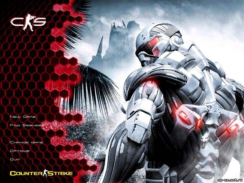 Crysis Menu Background (V1.0)
